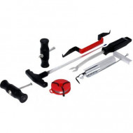Set de scule profesional pentru demontarea parbrizelor auto