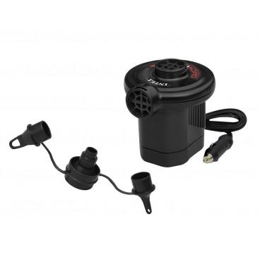 Pompa de aer electrica cu 3 adaptoare pentru masina (12V)
