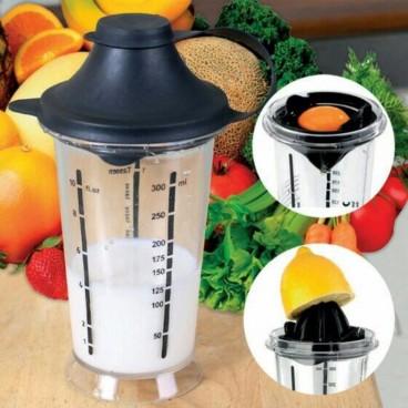Cana gradata multifunctionala, 300 ml, Multi- Mix Becher