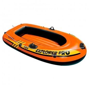 Barca gonflabila INTEX 58355 Explorer Pro 100, 160x94x29 cm